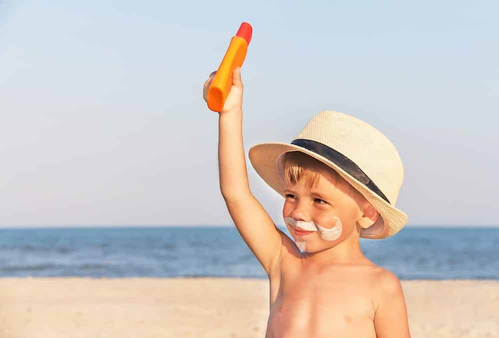 Gendler Dermatology Kids and Sunscreen